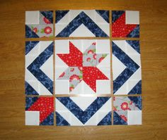 Happy Quilting: Star Light Star Bright Quilt-A-Long - FINISH TOP AND GRAND PRIZE LINKY!!!!