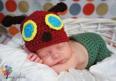 The Very Hungry Caterpillar Newborn
