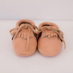 Super soft and durable leather soled shoes in sizes Available in a range of colours. Tie Styles, Moccasins, Baby Shoes, Lace Up, Leather, Clothes, Collection, Fashion, Penny Loafers