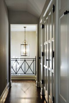 Chic Stair Railing