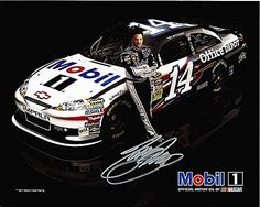 AUTOGRAPHED 2012 Tony Stewart #14 Mobil 1 Racing (Office Depot) Signed 8X10 NASCAR Hero Card Photo w/ COA:   For your viewing pleasure: *AUTOGRAPHED* 2012 Tony Stewart #14 Mobil 1 Racing (Office Depot) NASCAR Photo. This beautiful driver card was hand-signed by Tony through a well-respected representative of Trackside Autographs. All signatures are obtained through public/private signings and garage area access (HOT Pass). You will receive a Certificate of Authenticity (COA) with your ...
