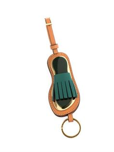 Fringe Sandals, Leather Sandals, Leather Keyring, Leather Bag, Leather Accessories, Fashion Accessories, Leather Projects, Leather Design, Bracelets For Men