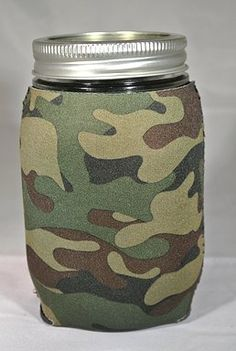 Home...These jar coozies are so cool!