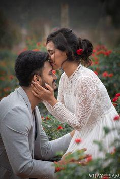 Canica×Vivek – VijayEesam&Co. Indian Wedding Couple Photography, Wedding Couple Poses Photography, Wedding Couple Photos, Couple Photoshoot Poses, Wedding Couples, Portrait Photography, Photo Poses For Couples, Photoshoot Style, Outdoor Wedding Photography