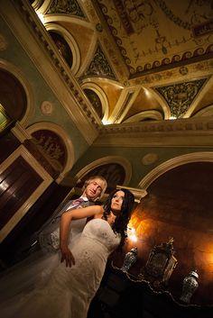 Wedding At Prestwold Hall