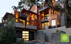Modern Dream Home: The Hillside House by SB Architects  -By far one of the most goregous homes I've ever seen.
