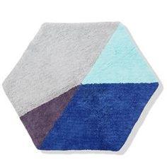 Hexagon Floor Mat