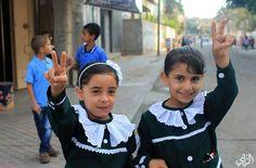 gaza school reopens