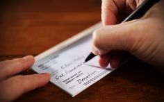 Charitable Giving May Be in Your Genes