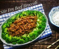Stir Fry Beef Broccoli