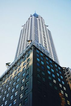 The Chrysler Building by nycinspiration #nyc