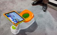 iPotty at CES