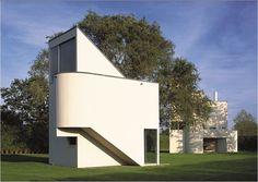 AD Classics: Gwathemy Residence and Studio / Charles Gwathmey - © Scott Francis