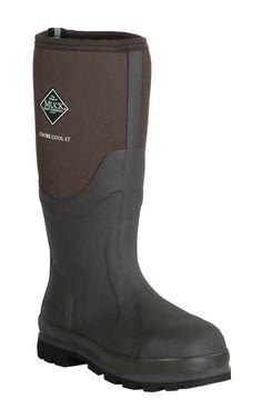 Muck Boot Company Men s Classic Muck with XpressCool Steel Toe Work Boot    Cavender s e8f60e0f2fc3