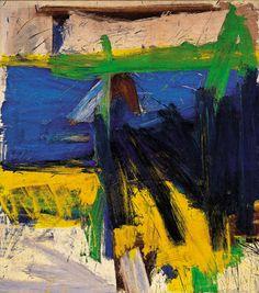 Willem de Kooning, Ruth's Zowie, 1957