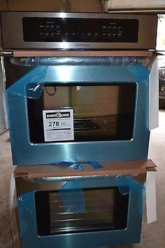 "appliances: Brand New - Stainless Steel 27"" Frigidaire DBL Wall Oven - Electric #Appliances - Brand New - Stainless Steel 27"" Frigidaire DBL Wall Oven - Electric..."