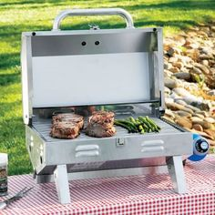 #Cabelas                  #table                    #Cabela's: #Cabela's #Table #Stainless #Steel #Grill                          Cabela's: Cabela's Table Top Stainless Steel Grill                            http://www.seapai.com/product.aspx?PID=1858340