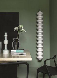 MILANO Wall-mounted decorative radiator by Tubes Radiatori design Antonia… Design Salon, Deco Design, Oak Dining Room Chairs, Furniture Chairs, Decorative Radiators, Radiator Heater, Electric Radiators, Chair Pictures, Designer Radiator