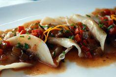 Beef Ravioli from Mi Piace
