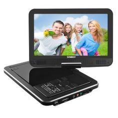 SYNAGY Portable DVD Player