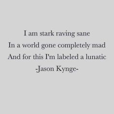 Jason King, Math Equations