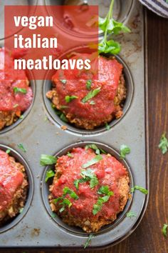 Vegetarian Meatloaf, Meatloaf Recipes, Vegan Dinner Recipes, Whole Food Recipes, Healthy Recipes, Kids Vegan Meals, Pasta Recipes, Vegetarian Recipes For One, Chickpea Recipes