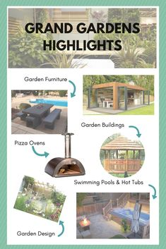 Explore contemporary outdoor products from hot tubs and swim spas to barbecues and outdoor furniture. Grand Designs Live, Pizza Ovens, Outdoor Products, Garden Buildings, Hot Tubs, Garden Furniture, Swimming Pools, Advice, Gardens
