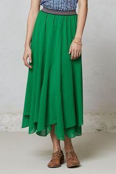 ShopStyle: Colima Maxi Skirt