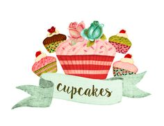 342 best cupcake clipart images cupcake illustration cupcake