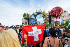 nightlife europe 2015 | Tomorrowland