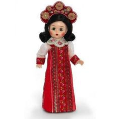 Alexander Doll With Love From Russia Doll
