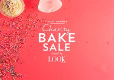 Charity Bake Sale on Behance