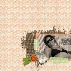 Me Relaxing by Melanie Nutile using Unwind Bundle by Melo Vrijhof