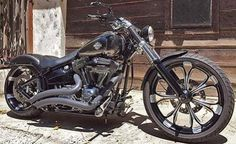 Breakout Pros and Cons - Page 16 - Harley Davidson Forums