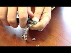 Las Vegas Rhinestones - Removing stones by hand - YouTube