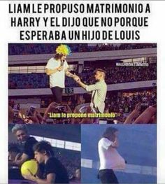 What happen in a concert? One Direction Jokes, One Direction Photos, I Love One Direction, Larry Stylinson, Harry Styles Poster, Teen Wolf Memes, Larry Shippers, Louis And Harry, Funny Short Videos
