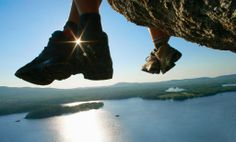 Not afraid of heights? Visit Maine for some beautiful hiking experiences at www.BYOjet.com.au  #notafraidofheights #willtryanythingonce #takemeonanadventure #travel #byojet