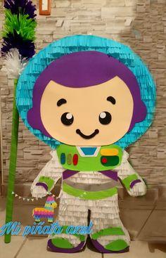 Buzz Lightyear, Toy Story, Ideas Para Fiestas, Print Paper, Yoonmin, Smurfs, Scrapbook, Toys, Birthday