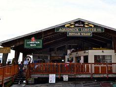 Aquidneck Lobster Company in Newport Rhode Island by marinakvillatoro, via Flickr