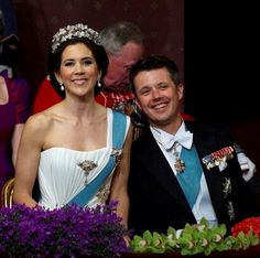 crown princess mary & crown prince frederik
