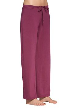 Comfortable Pajama Pants - Lounge around in absolute comfort with these pajama bottoms made from Cotton / Elastane Cotton / Viscose / 5 % Elasta Comfy Pants, Pj Pants, Lounge Pants, Lounge Wear, Cotton Pyjamas, Pajamas, All Fashion, Womens Fashion, Pajama Bottoms