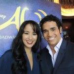 Aladdin Ready to Ride onto Broadway (meet the cast) - Photos/Video by Magda Katz- Interviews by Brian Scott Lipton