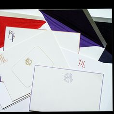 Connor #bespoke #stationery #nyc #beverly hills #luxury