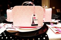 Anders Ruff Custom Designs, LLC: A Glamorous Paris Birthday Party