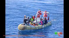 MARINA MILITARE: Navi Bettica e Cigala Fulgosi soccorso 599 Migranti nel...