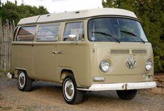 1969 Volkswagen Westfalia Campmobile