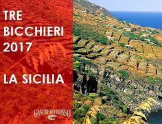 Al via da oggi le anticipazioni dei premiati dalla guida Vini d'Italia 2017. Iniziamo con la Sicilia che raggiunge la quota storica di 21 Tre Bicchieri. Leggete tutto su www.gamberorosso.it #vini #wine #winelovers #vinisicilia #trebicchieri2017 #sicilia #sicily #gamberorosso