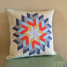 Jaybird Quilts Glimmer Quilt, made with the Super Sidekick ruler. Available in local & online quilt shops. #JaybirdQuilts #SuperSidekickRuler #GlimmerQuilt