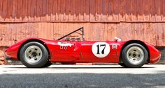 1961 Campbell Corvette Special.