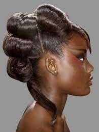 Resultado de imagem para penteado afro